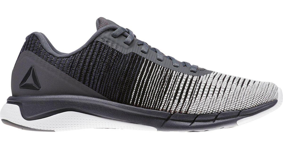 b7c9c939639f Lyst - Reebok Flexweave Run Running Shoes in Gray for Men