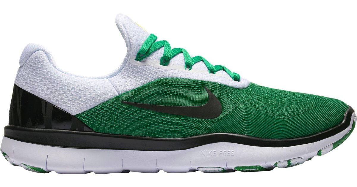 Lyst - Nike Free Trainer V7 Week Zero Oregon Edition Training Shoes in  Green for Men