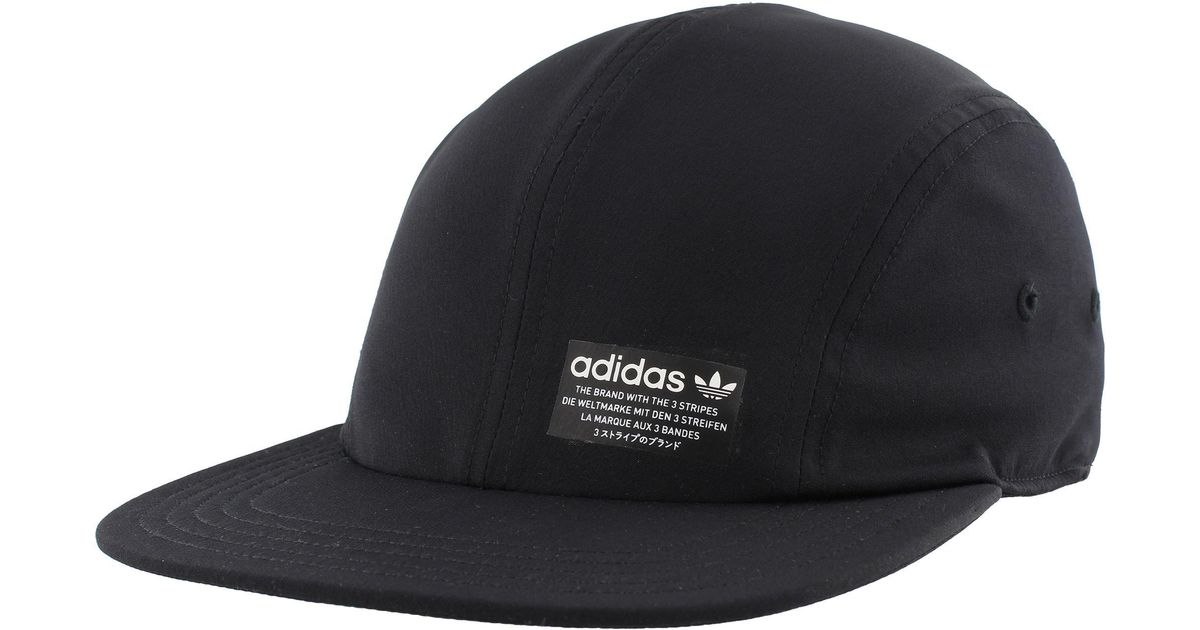 pretty nice 31ff0 dc0d8 Lyst - adidas Originals Nmd Trainer Hat in Black for Men