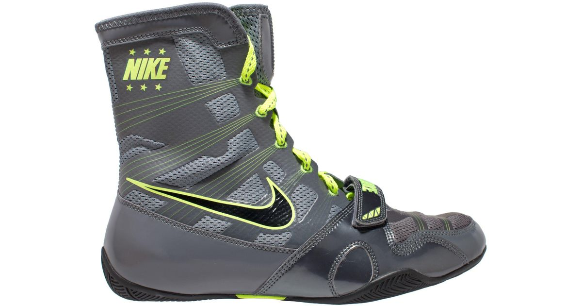 076ad4d98cb9 Lyst - Nike Hyperko Mp Boxing Shoes in Gray for Men