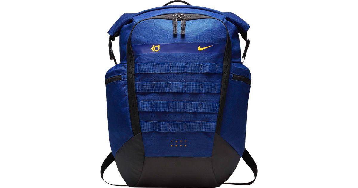 c33f4b43ae7a Lyst Nike Kd Trey 5 Basketball Backpack In Blue For Men