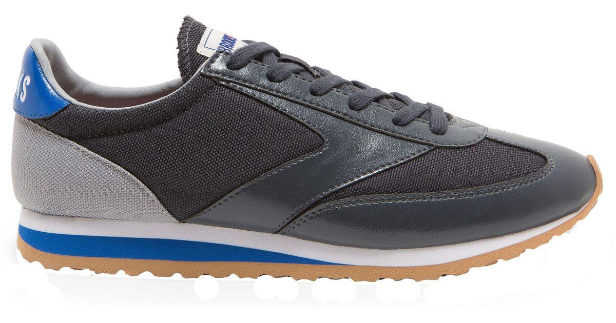 34c64cc8f6593 Lyst - Brooks Vanguard Heritage Casual Shoes for Men