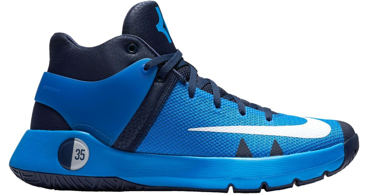 best sneakers 13fd1 d8266 Lyst - Nike Kd Trey 5 Iv Basketball Shoes in Blue for Men
