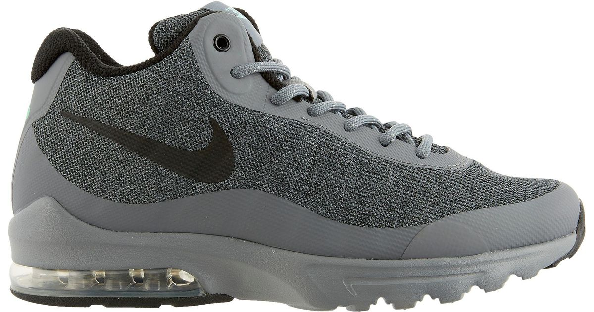 online store 17874 7234c Lyst - Nike Air Max Invigor Mid Shoes in Gray for Men