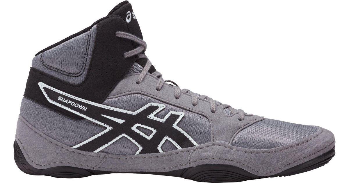 Lyst Asics Snapdown Asics 2 de Chaussures de lutte en pour gris pour homme 69c6a39 - alleyblooz.info