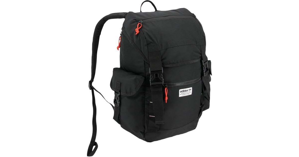 ab36eb481d18 Lyst - adidas Originals Urban Utility Backpack in Black for Men