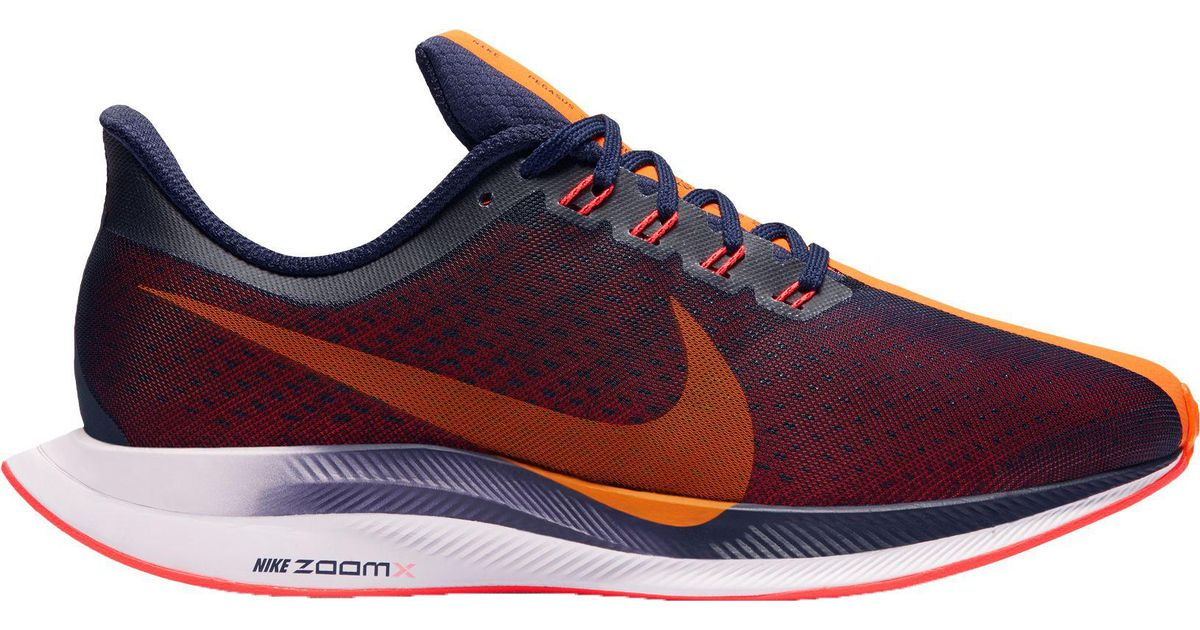 c0925cf89 Nike Zoom Pegasus Turbo Running Shoe in Blue - Save 44% - Lyst