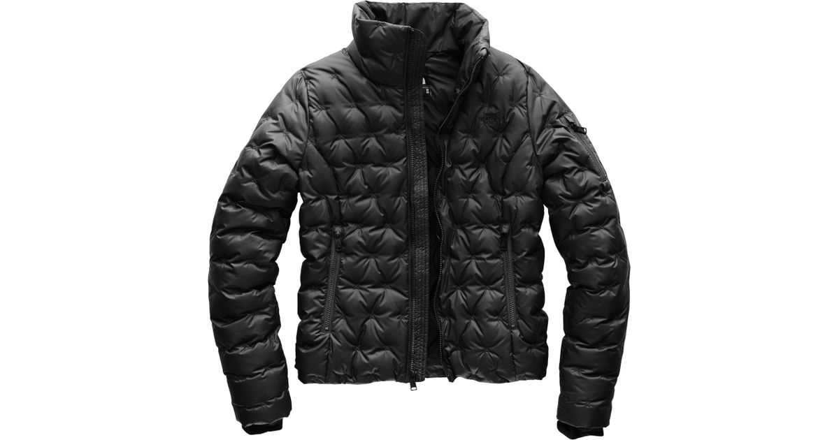 d9d3a5e83b5 Lyst - The North Face Holladown Crop Jacket