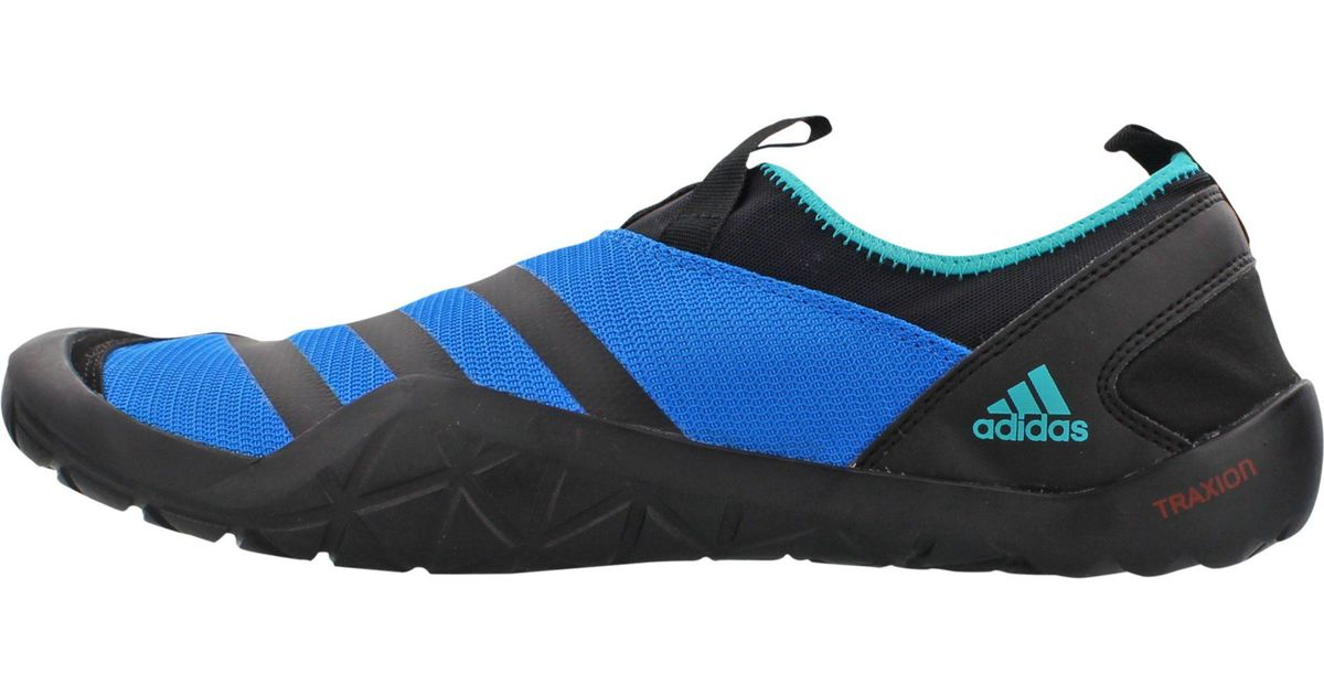 save off df868 1164d Lyst - adidas Outdoor Climacool Jawpaw Slip-on Water Shoes in Blue for Men