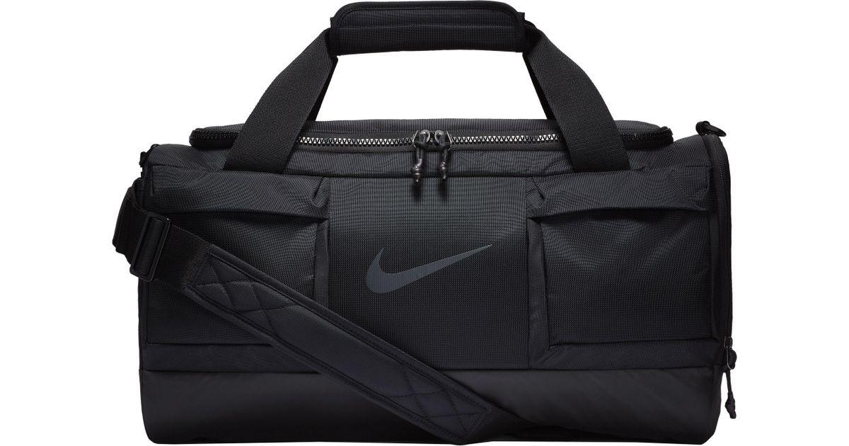 8fb0990f96b1 Lyst - Nike Vapor Power Small Training Duffle in Black for Men