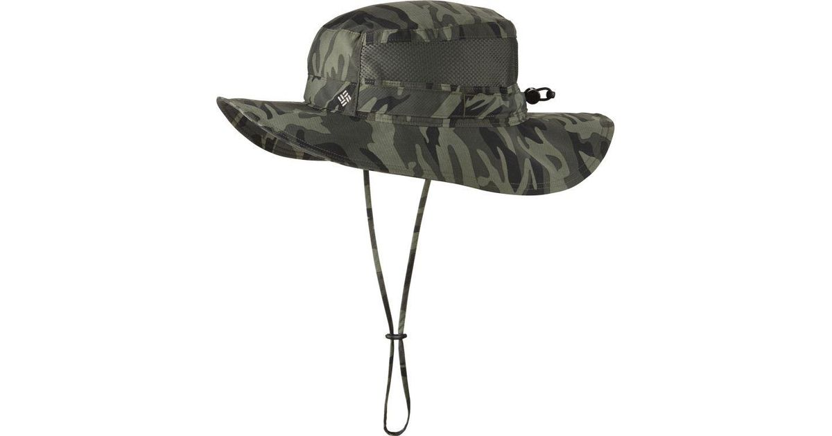 Lyst - Columbia Ora Bora Print Booney Hat for Men 96bfcfa8c2a7