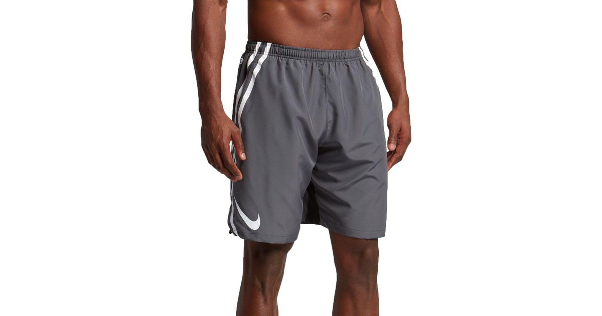 2a2d1ab8dc36 Lyst - Nike 10   Dry Untouchable Woven Football Shorts in Gray for Men
