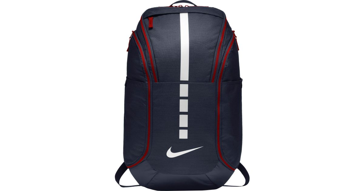313b76850d3 Nike Hoops Elite Pro Basketball Backpack in Blue for Men - Lyst