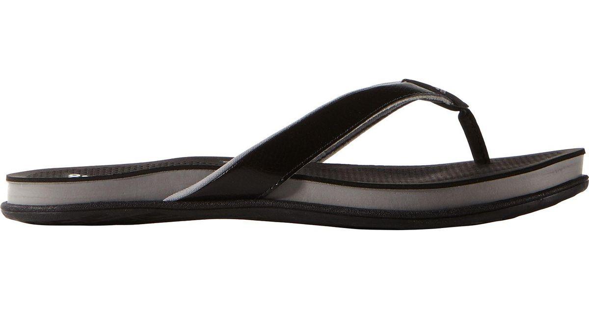 af59e1be978080 Lyst - adidas Supercloud Plus Flip-flops in Black