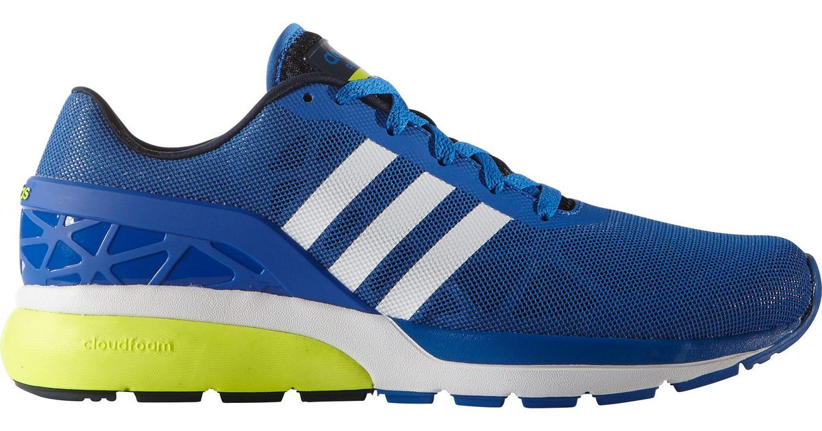 huge selection of 7c932 08627 Lyst - adidas Cloudfoam Flow Shoes in Blue for Men
