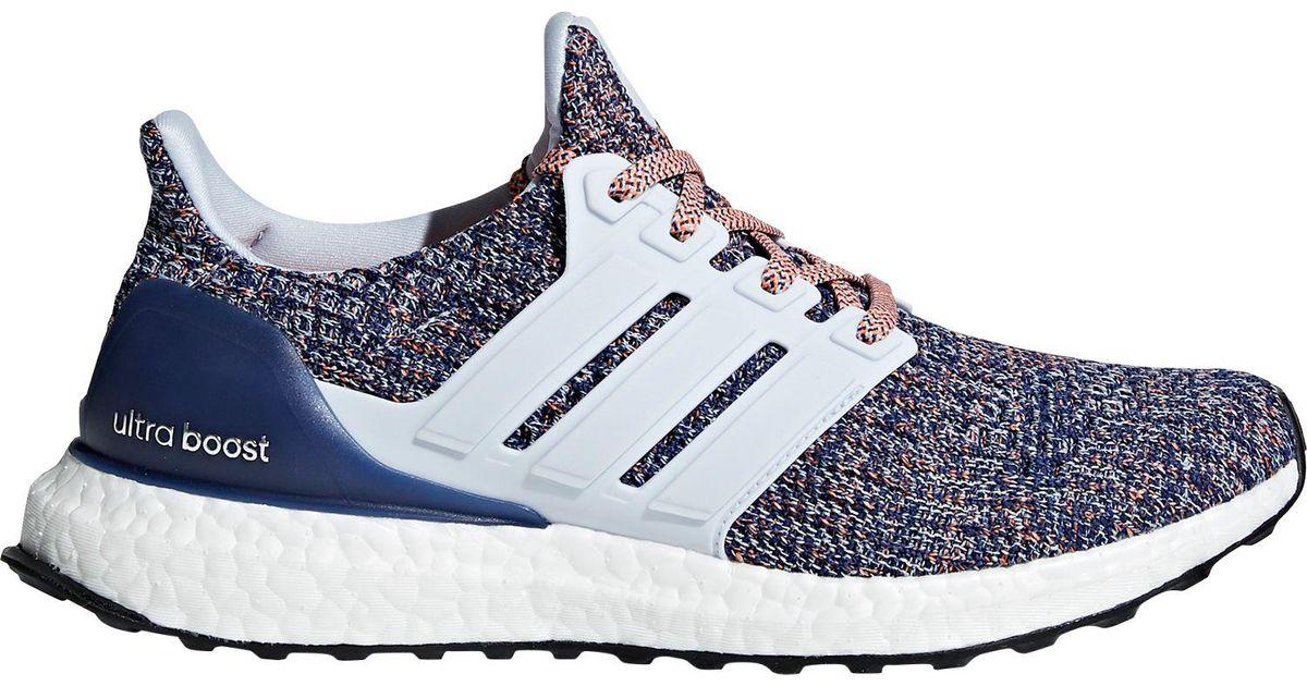 lyst adidas ultra aumentare le scarpe da corsa in blu per gli uomini.
