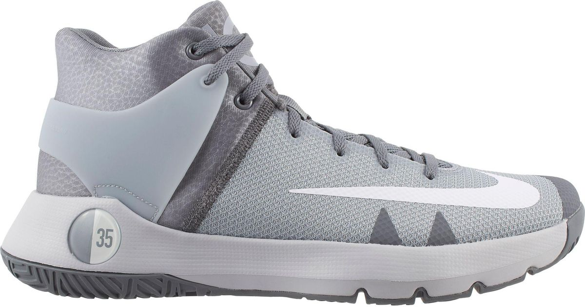 facecb0bd52 Lyst - Nike Kd Trey 5 Iv Basketball Shoes in Gray for Men