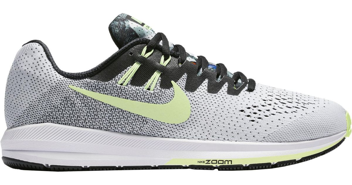 bfab29b6ff46 Lyst - Nike Air Zoom Structure 20 Solstice for Men