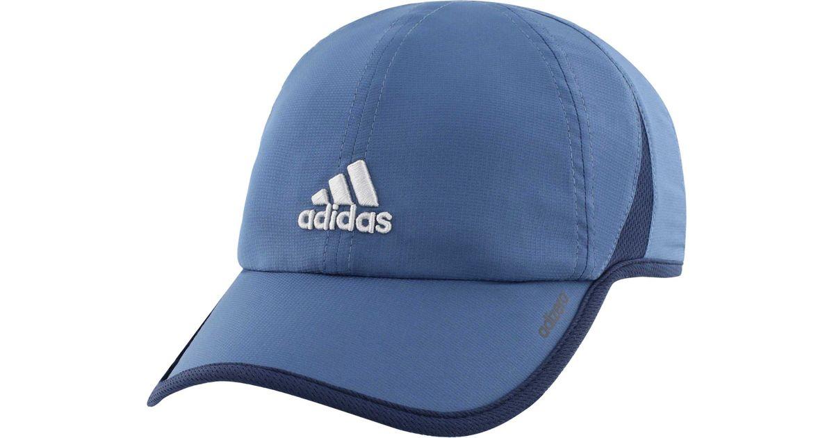 Lyst - adidas Adizero Ii Adjustable Hat in Blue for Men e3787e8ca1f