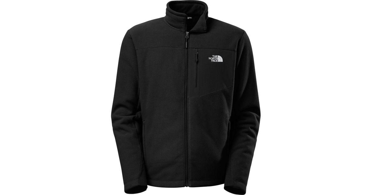 0e4e03092696 Lyst - The North Face Chimborazo Full Zip Fleece Jacket in Black for Men