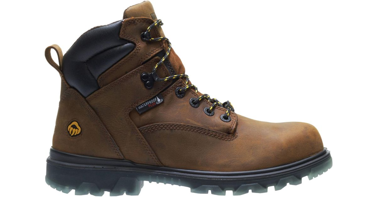 01b550f7935 Wolverine Brown I-90 Epx Mid Soft Toe Boot for men