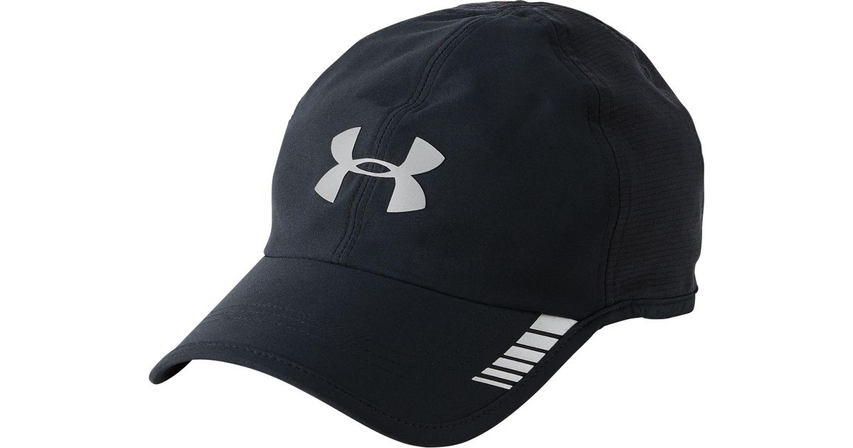 1e1a093fd28 Lyst - Under Armour Launch Armourvent Running Hat in Black for Men