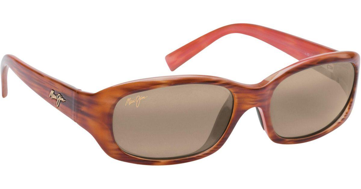 1649a7590b Lyst - Maui Jim Punchbowl Polarized Sunglasses for Men
