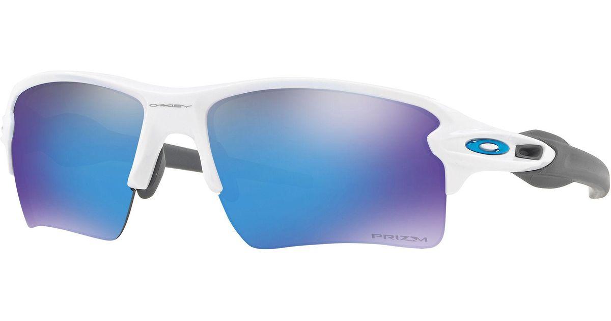 1691a70a582a8 Lyst - Oakley Flak 2.0 Xl Prizm Sunglasses in Blue for Men