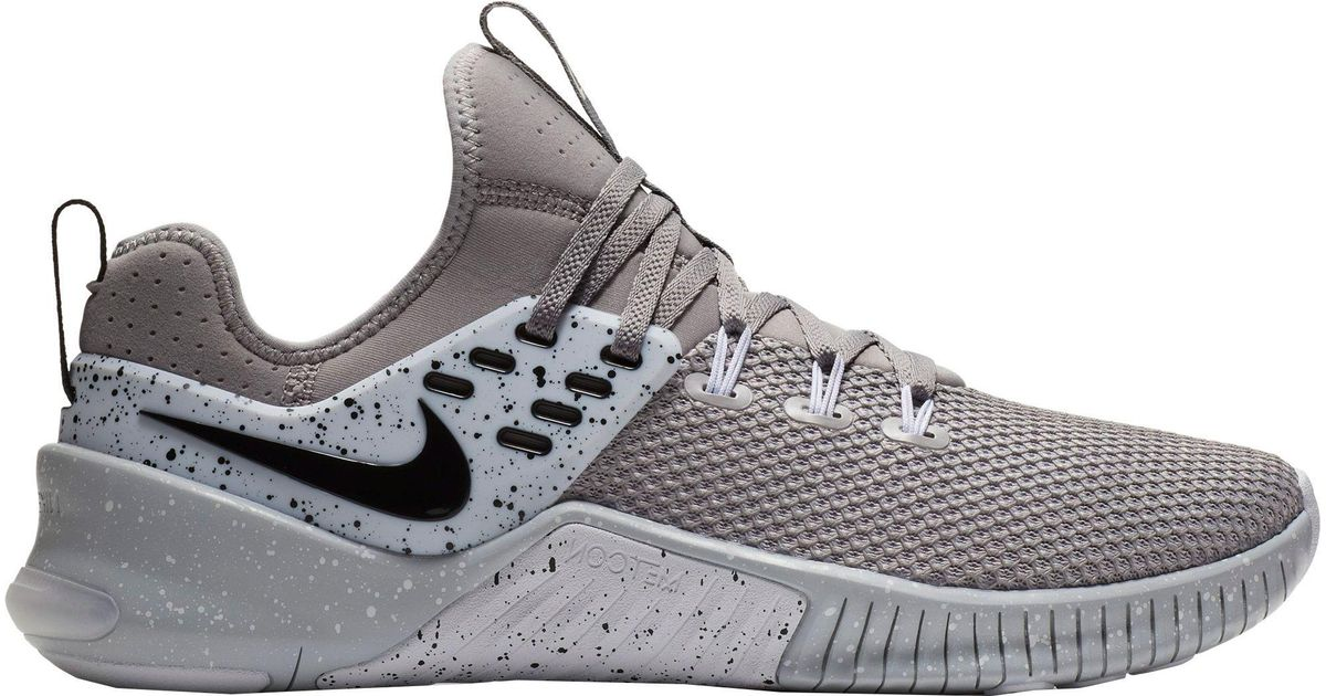 new style 300b9 d87d4 Lyst - Nike Free X Metcon Training Shoes in Gray for Men