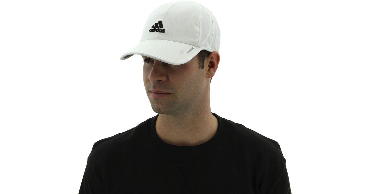 6ab9fb0840e Lyst - adidas Adizero Ii Adjustable Hat in Black for Men