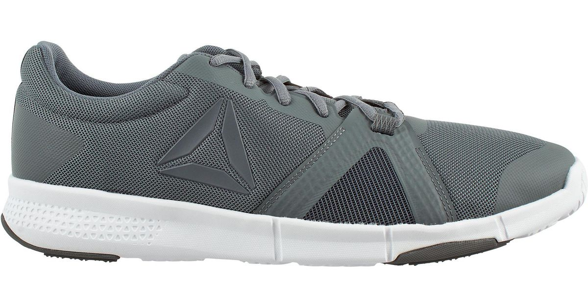 3fe68914ac3ebe Lyst - Reebok Flexile Training Shoes in Gray for Men