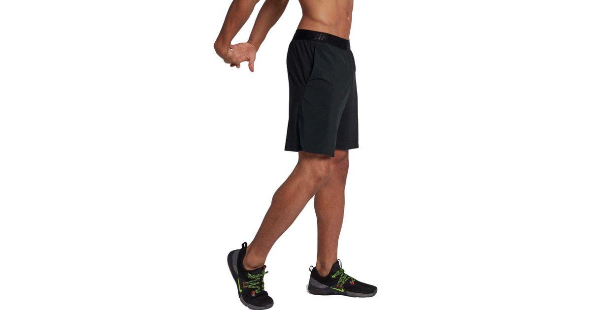 b41081acb4379 Lyst - Nike Flex Vent Max 2.0 Training Shorts in Black for Men