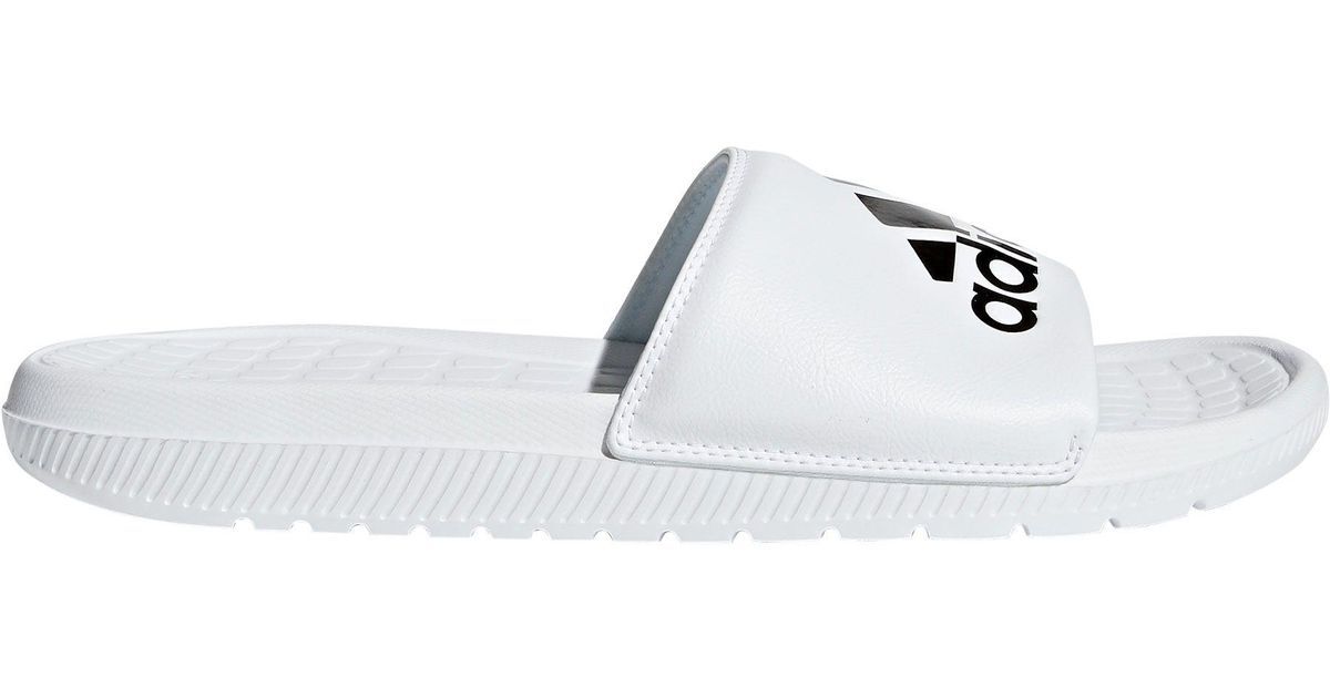 3d32ac6e2733 Lyst - adidas Voloomix Slides in White for Men