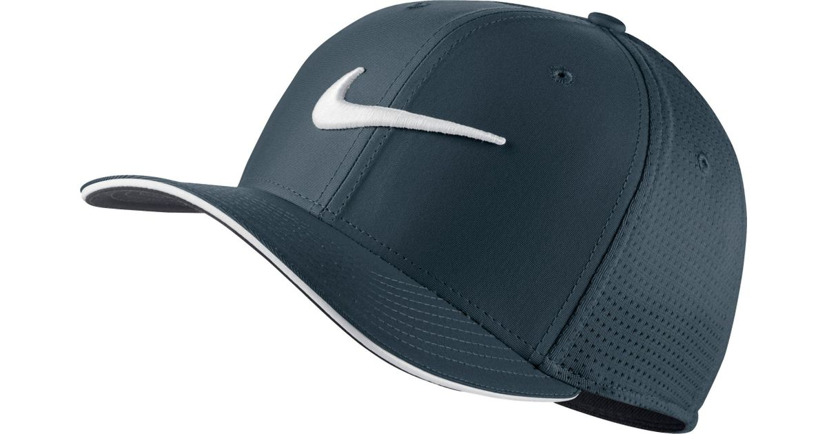 a0ede3ab031e1 Lyst - Nike Classic99 Mesh Golf Hat in Blue for Men