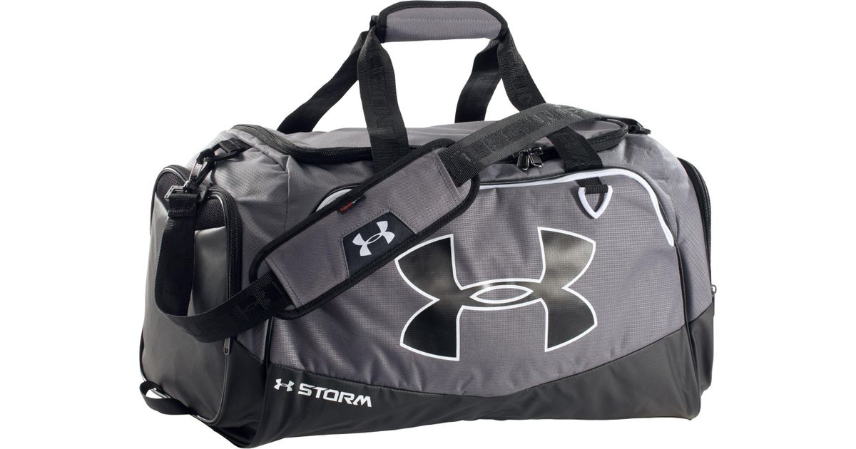 44f102243f Lyst - Under Armour Undeniable Ii Medium Duffle Bag in Black for Men
