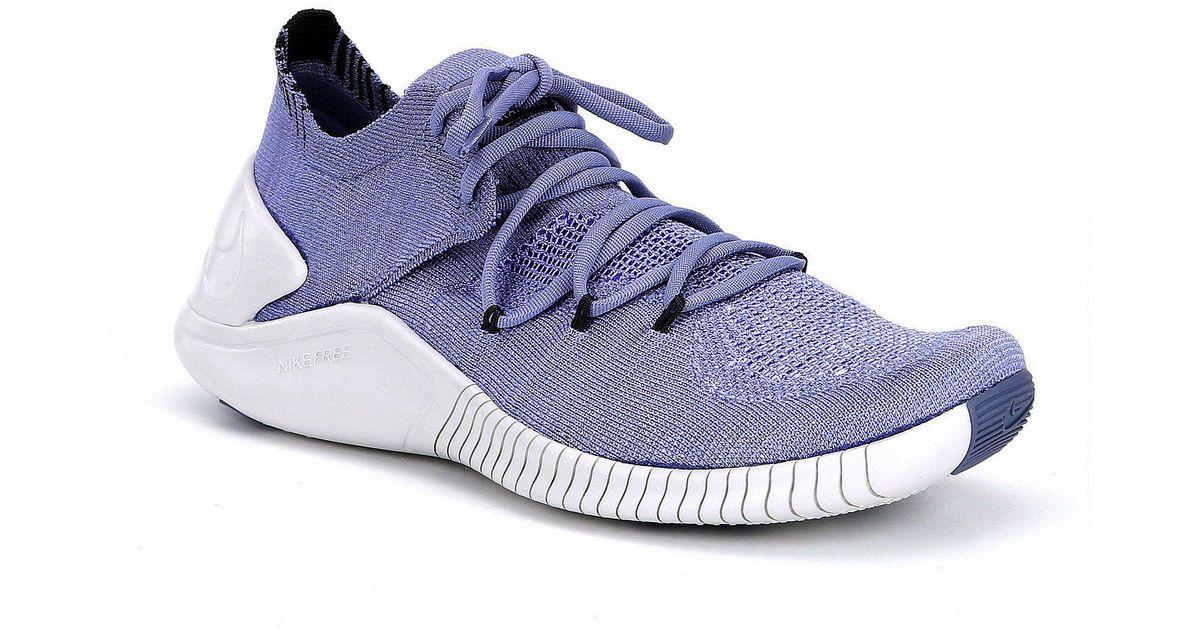 d4318b3eb84871 Nike Women s Free Tr Flyknit 3 Training Shoes - Lyst