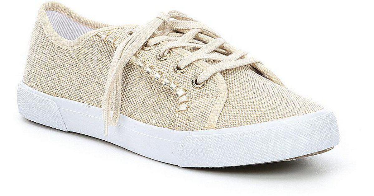 Carter Textile Sneakers wvX68SB5p4