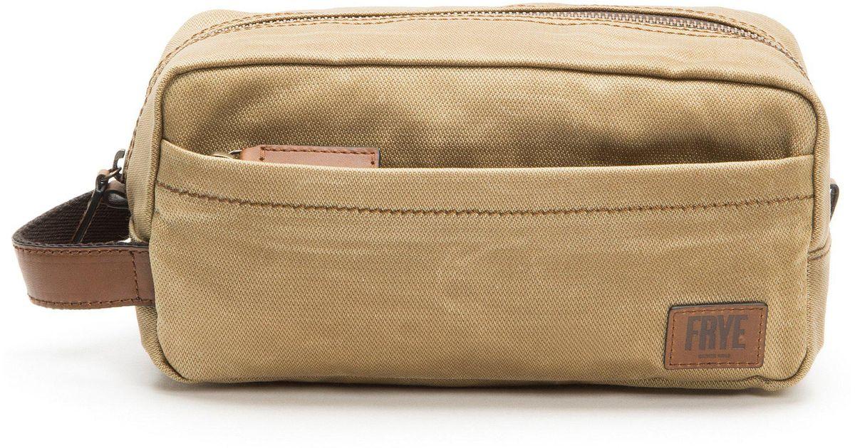 1caeced715 Lyst - Frye Carter Travel Kit for Men