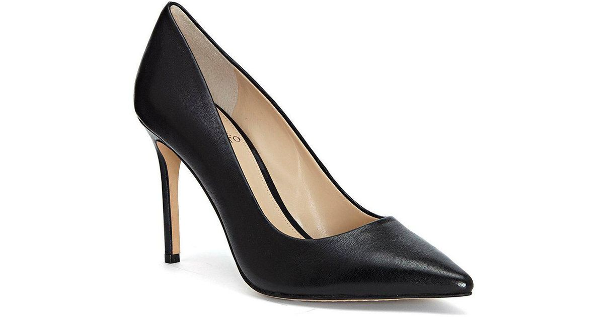 Savilla Patent Leather Dress Pumps 9rdUMInn1