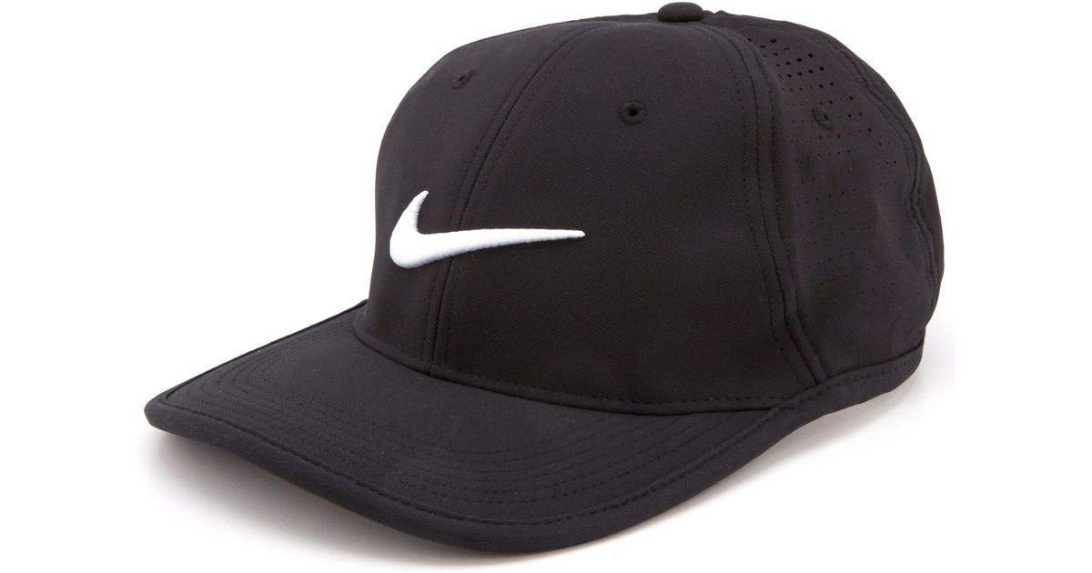 Lyst - Nike Golf Ultralight Tour Performance Cap in Black for Men 12dff18e5258