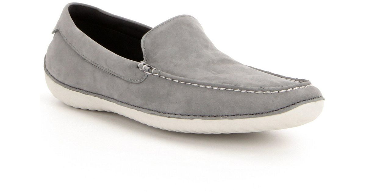 93214967c3b Lyst - Cole Haan Men ́s Motogrand Roadtrip Venetian Drivers in Gray for Men