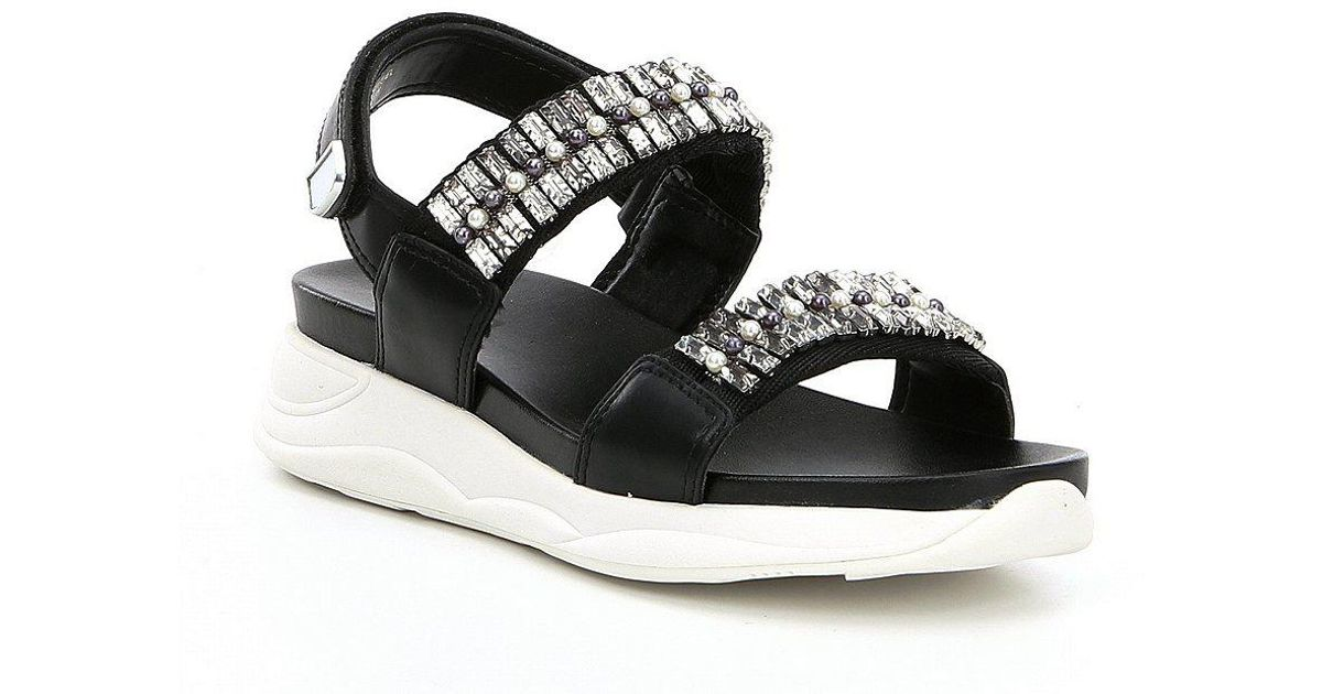 Eloima Wedge Sandals TdGNKFpq