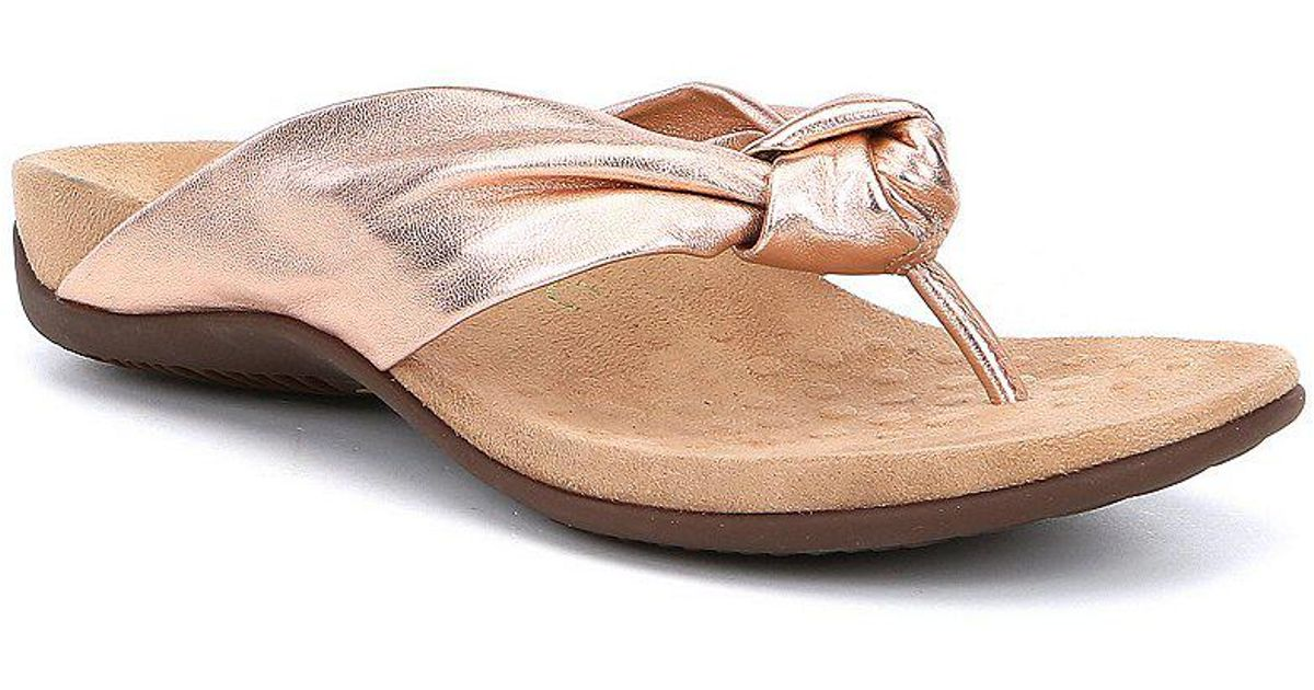 Pippa Knotted Flip Flops YPrbc