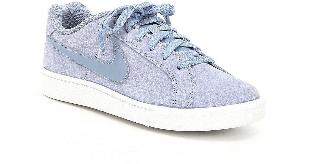 various colors 15694 7743b Nike Women S Court Royale Lifestyle Shoes in Gray - Lyst