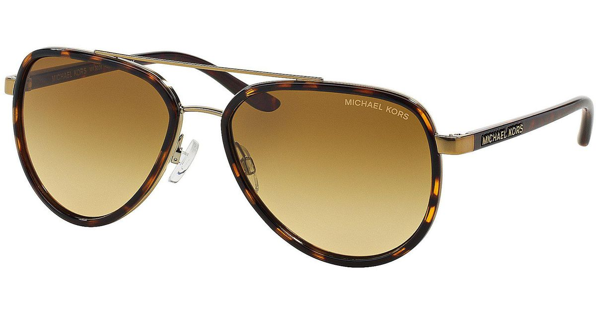 57c1c0fc6c9e5 Lyst - Michael Kors Mk5006 in Brown for Men