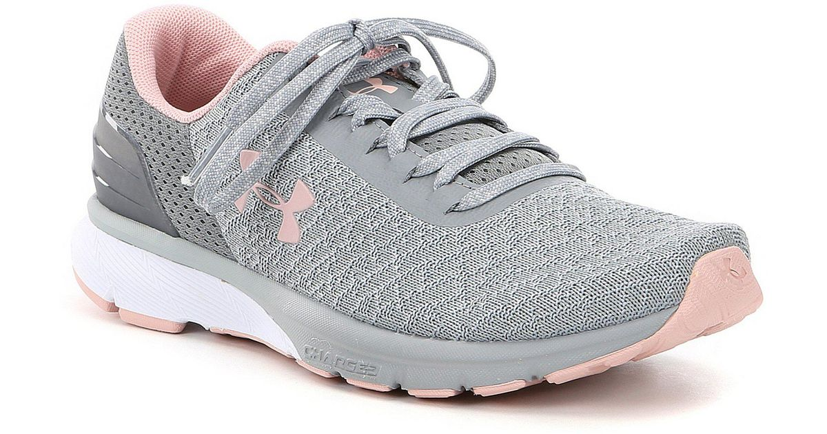 368b1b830 Under Armour Women's Charged Escape 2 Running Shoes in Gray - Lyst