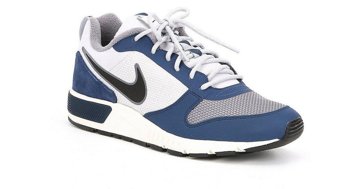 best website 30513 38c7b Nike Men s Nightgazer Trail Lifestyle Shoes in Black for Men - Lyst