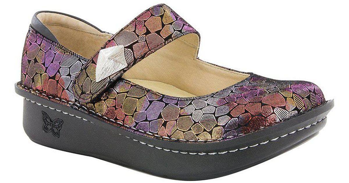 Paloma Beauty Brick Mary Jane Clogs WKXG9d93