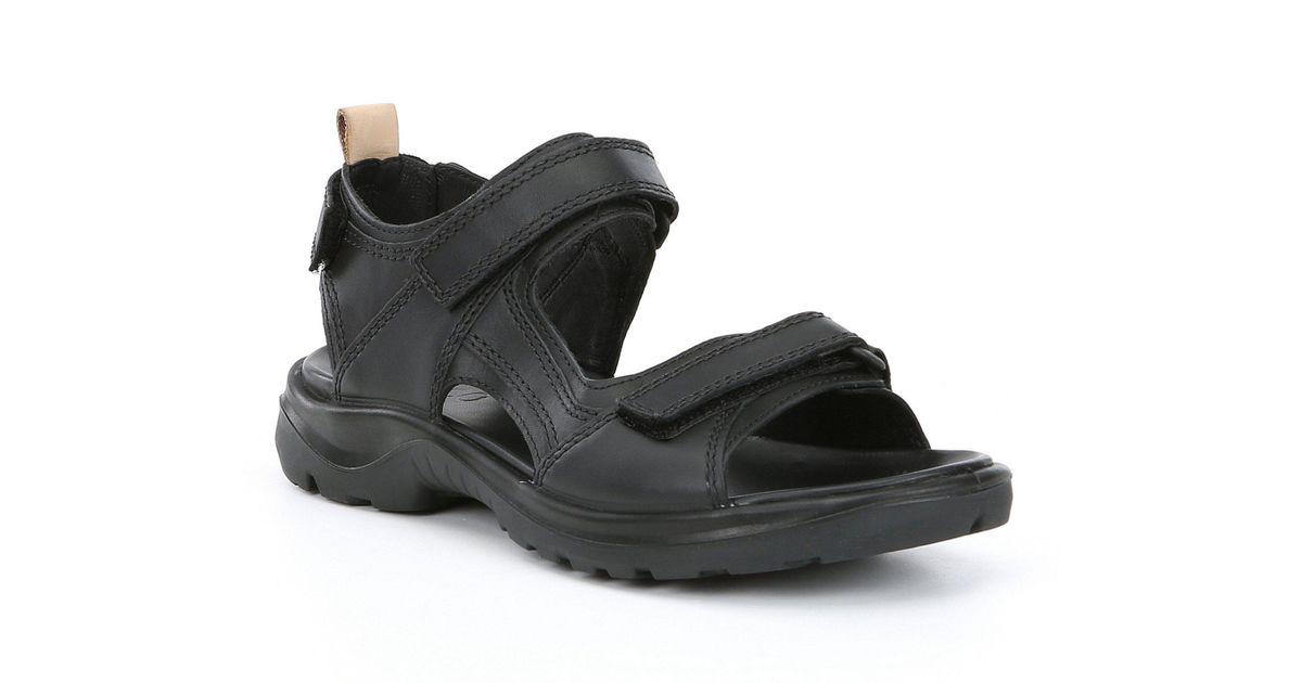 Black Lyst Ecco Women's Offroad Sandals Premium c4S3ARL5qj