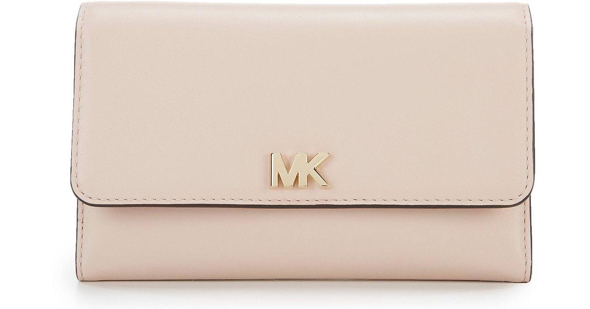 a999070f776a16 MICHAEL Michael Kors Medium Multifunction Wallet - Lyst